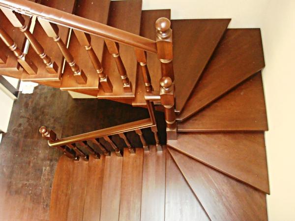 Забежная лестница своими руками