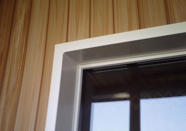 Откосы оконных и дверных проемов