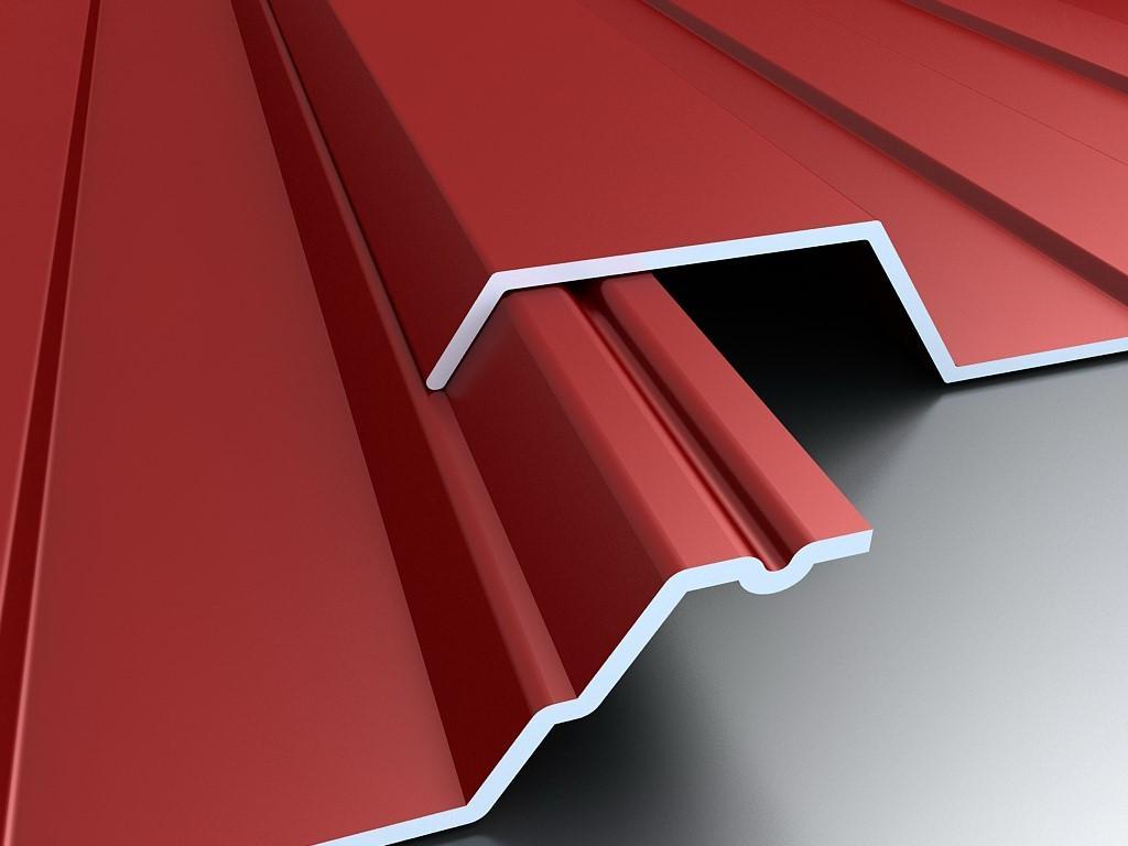 Профнастил для крыши: правила выбора и расчета