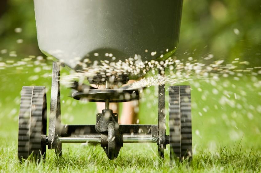Предзимняя подкормка почвы