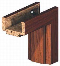 Собранные дверные коробки