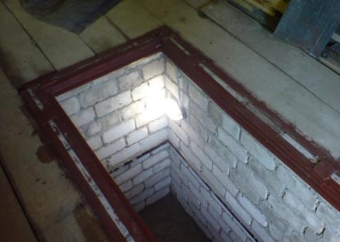 Освещение в смотровой яме