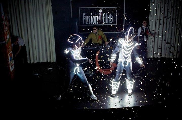 Подсветка с помощью светодиодной ленты