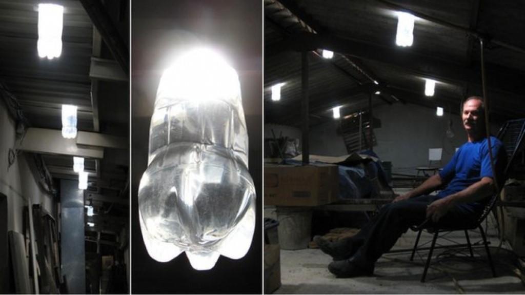 Уровень освещенности в помещении