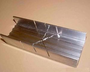 Алюминиевый лоток