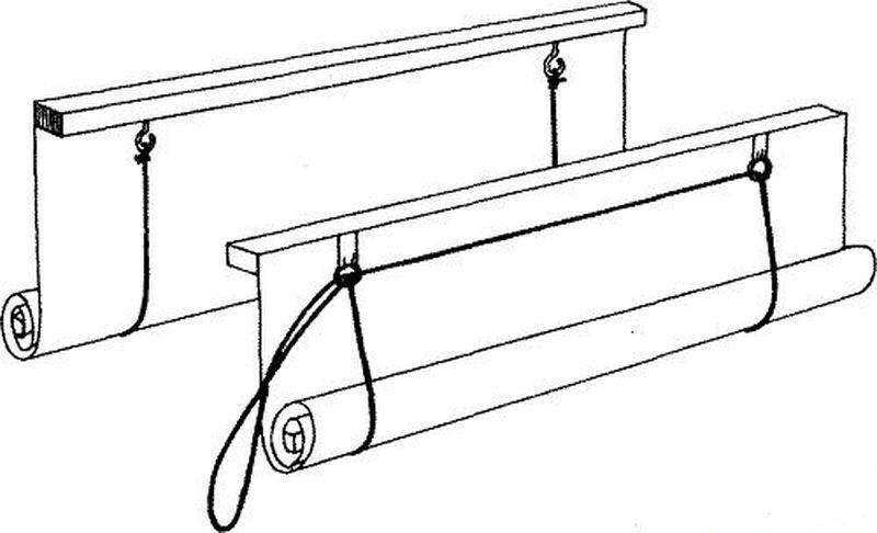 Крючки для завязки
