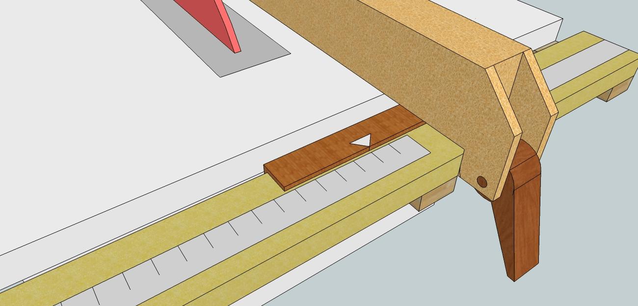 Направляющие фрезерный стол