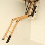 Лестница на чердак раскладная