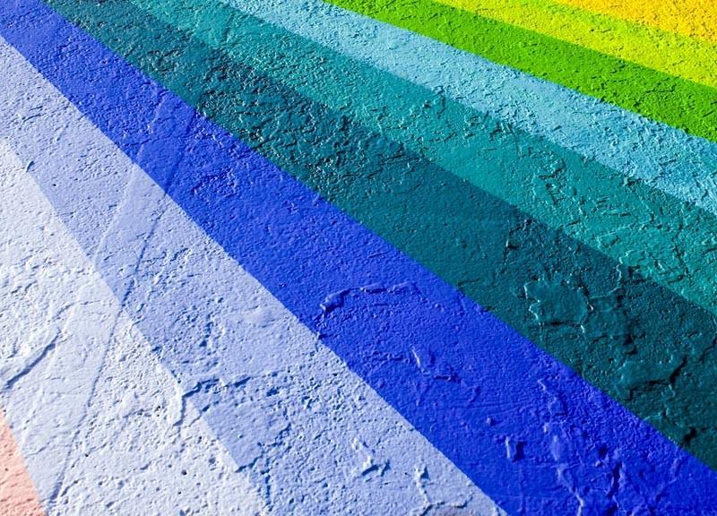 Разные варианты покраски бетона