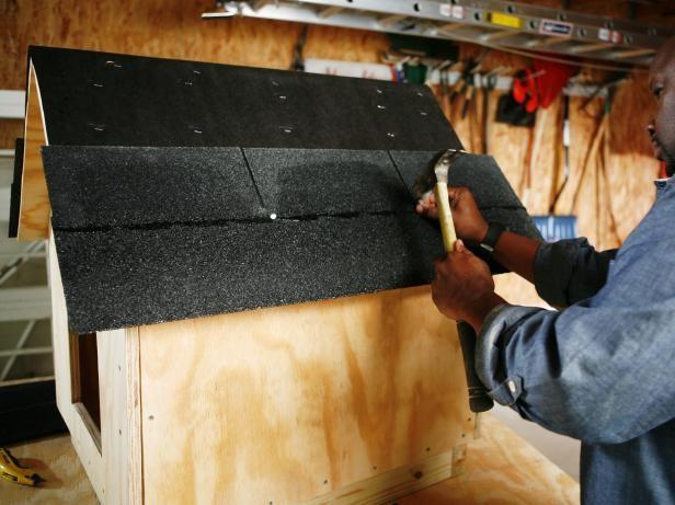 Обшивка крыши гидроизолирующим материалом