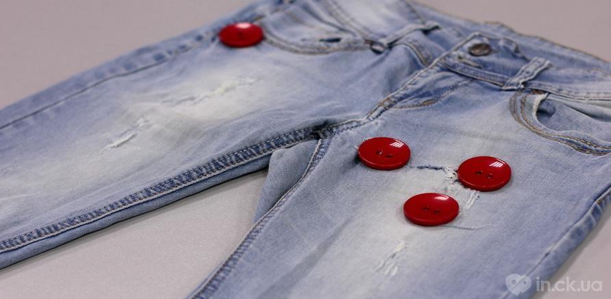 Закрыть монтажную пену на джинсах