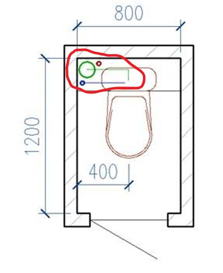 Схема труб