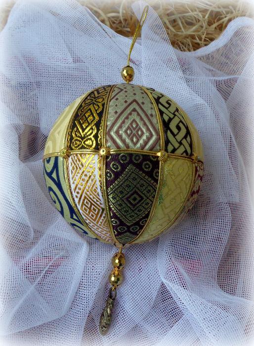 Декор шарика 4