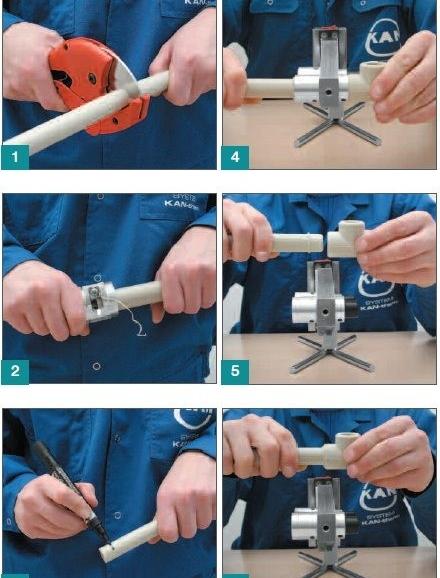 Как паять полипропиленовые трубы своими руками: полная пошаговая инструкция