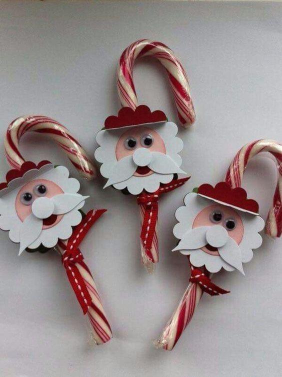 Леденцы Санта