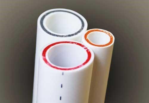 Трубы, армированные стекловолокном, не нуждаются в зачистке