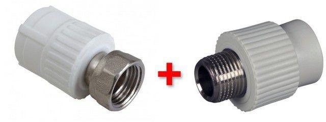 вварить в подлежащие соединению элементы металлические вставки