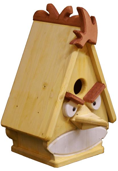 Модель для любителей игры Angry Birds