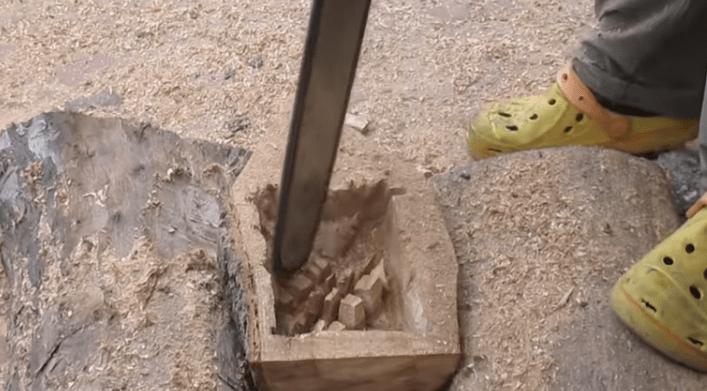 Ниша под гнездовье
