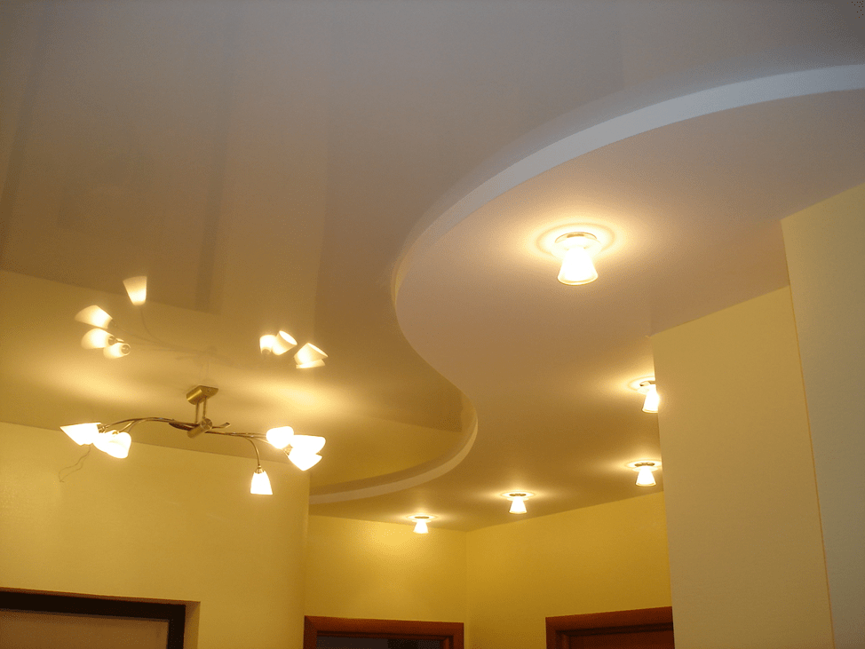 Потолок 2