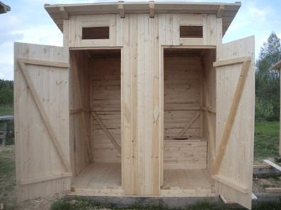 Совмещенный туалет с душем