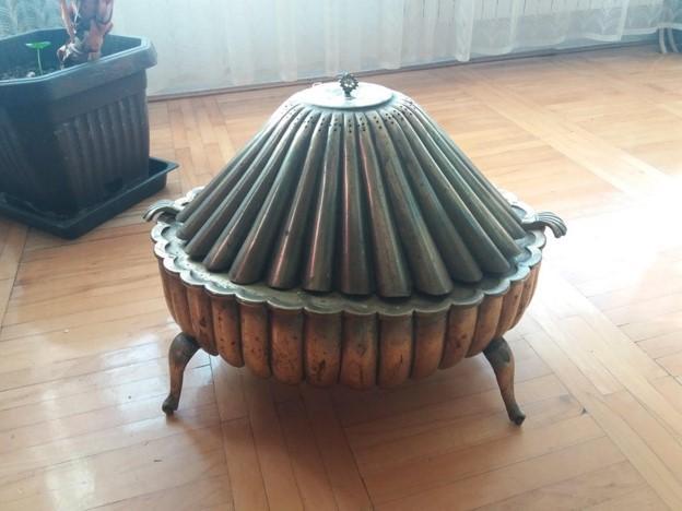 Традиционный мангал