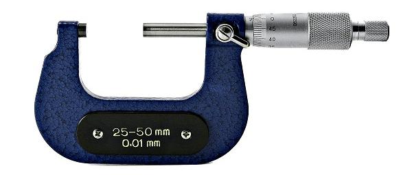 Стандартный микрометр