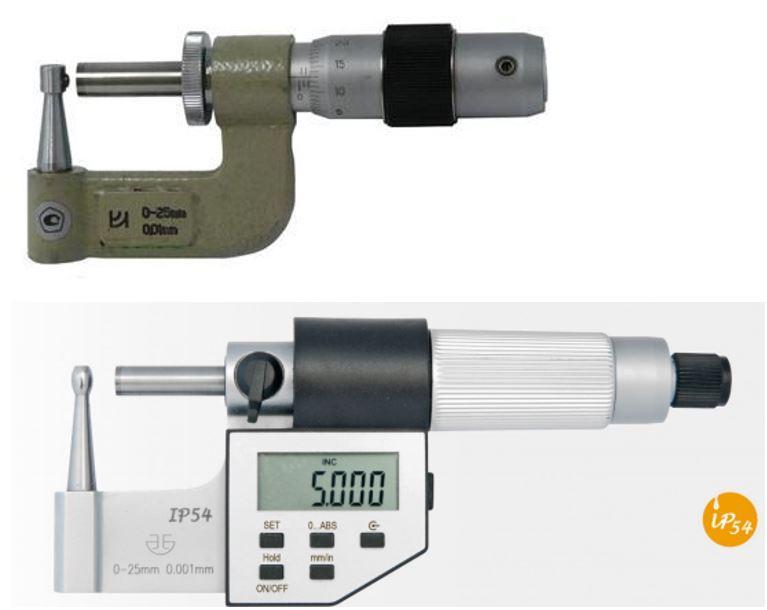 Трубный микрометр
