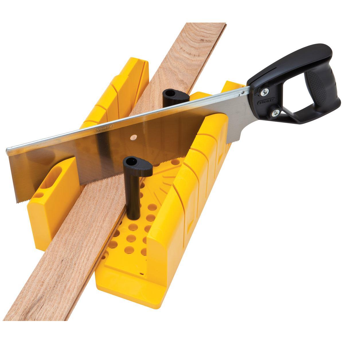 Кондуктор для быстрого распила доски или бруса под различными углами