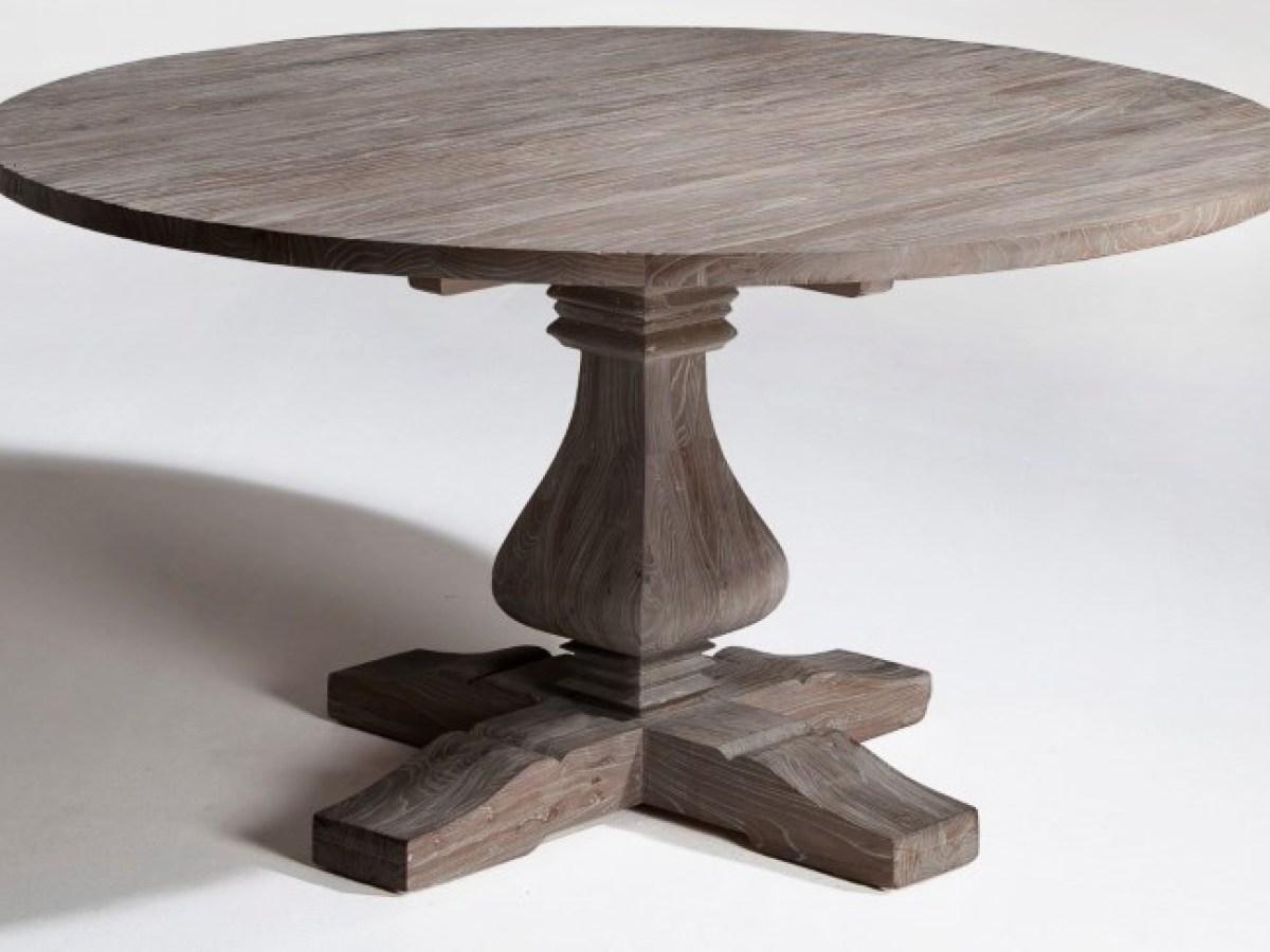 Столик с опорой