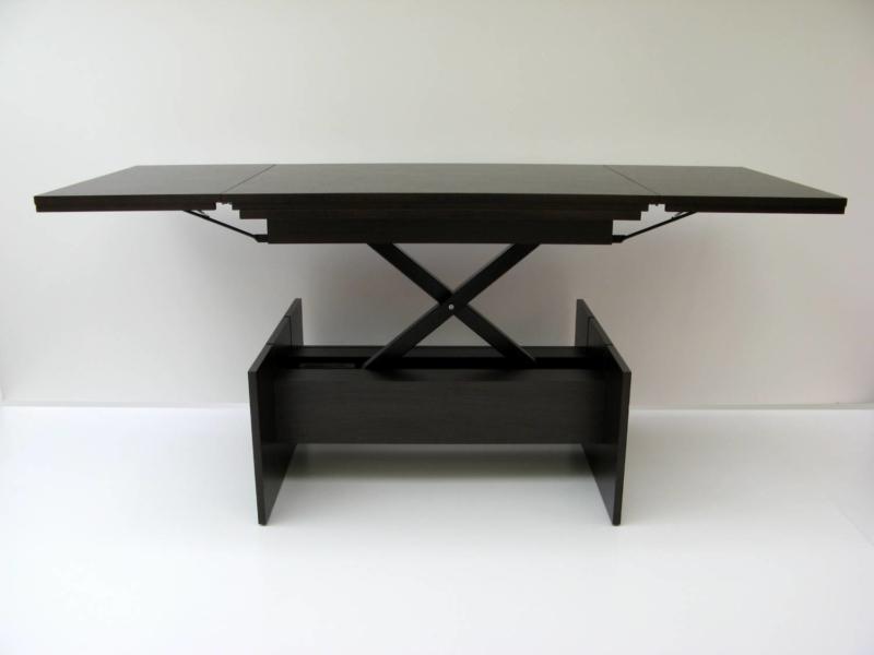 Трансформируемый стол с изменяемой высотой