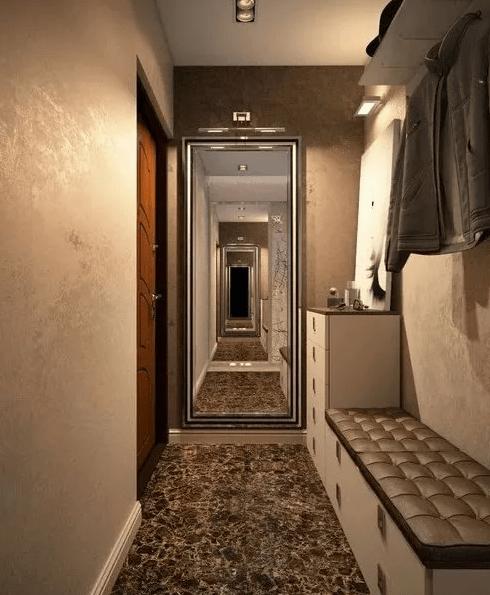 Ремонт коридора в хрущевке. Идеи ремонта. Пошаговая инструкция