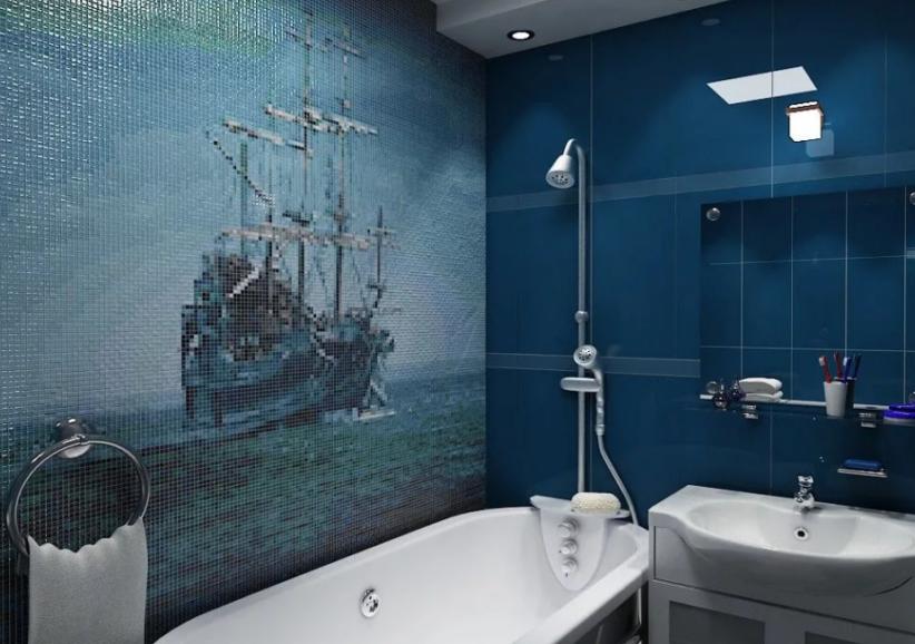 Ремонт ванной комнаты своими руками. Идеи. Способы и материалы. Пошаговая инструкция