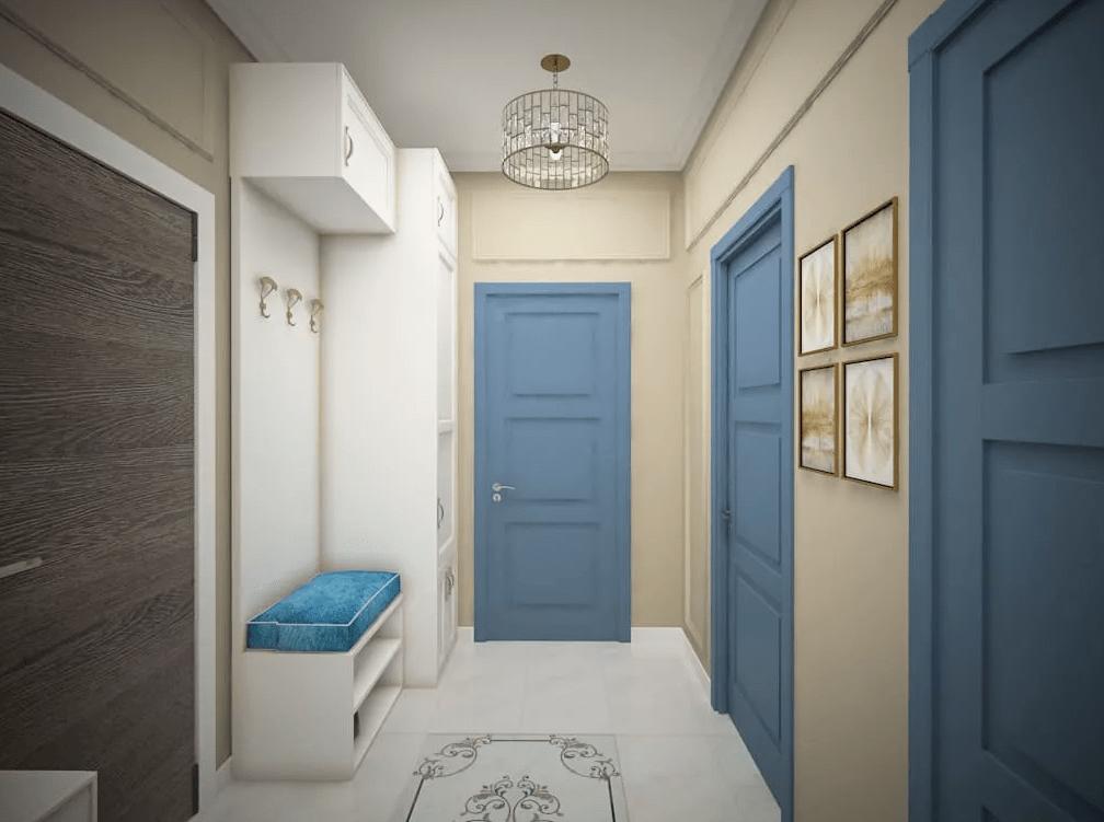 Ремонт коридора в квартире. Фото и дизайн. Ремонт пола, стен и потолка. Пошаговая инструкция