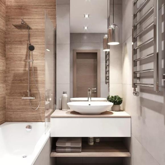 Ремонт в маленькой ванной комнате. Ремонт пола, стен и потолка. Пошаговая инструкция