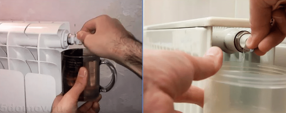 Как быстро устранить воздух в системе отопления
