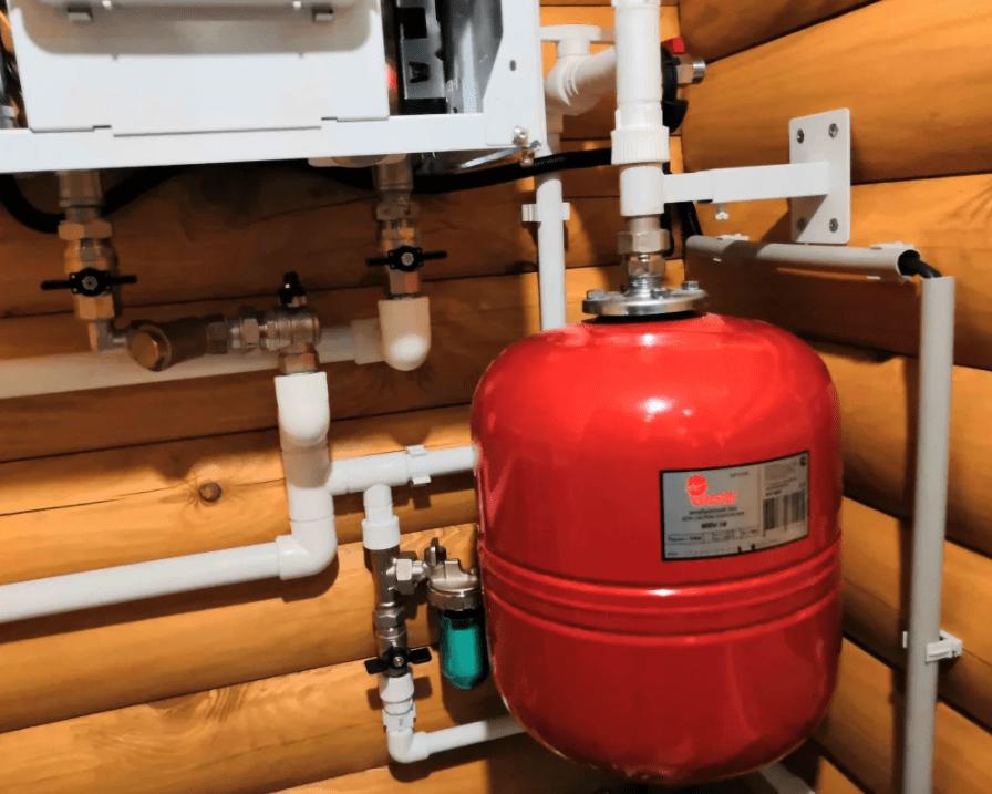 Расширительный бак для закрытой системы отопления