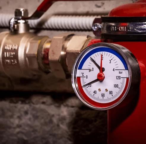 Давление в системе отопления. Рабочее давление. Что делать если высокое или низкое давление в системе отопления