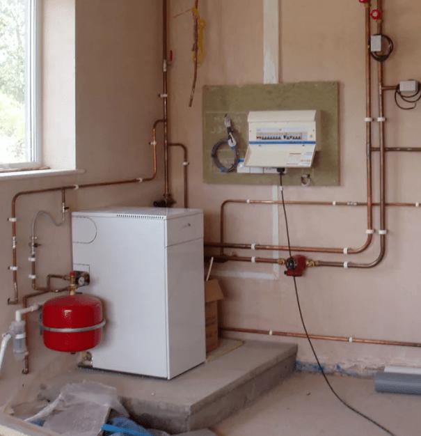 Газовые котлы в отоплении закрытого типа в частном доме