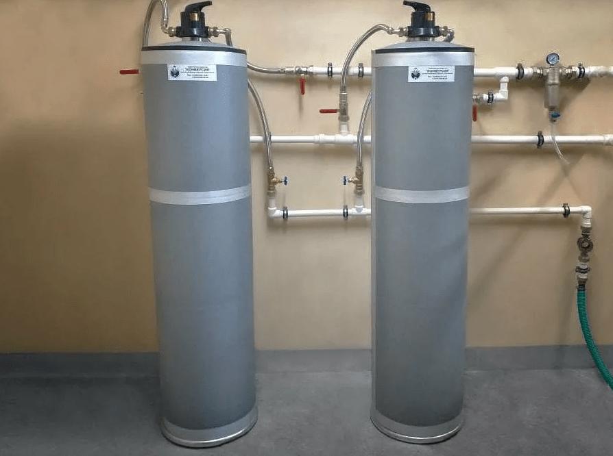 Блочно модульные станции водоподготовки