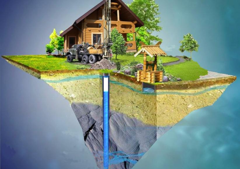 Скважина на воду: какие факторы воздействуют на качество воды